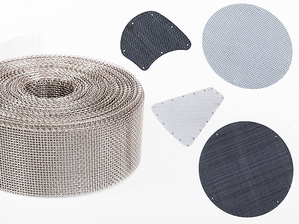 Stainless Steel Slitting Mesh