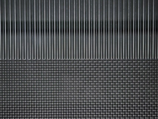 Stainless Steel Square Woven Mesh
